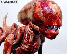 Alien 3: Dog Burster, Modell-Bausatz ... https://spaceart.de/produkte/al131.php