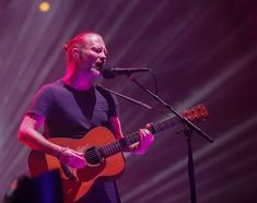 Reposting @mastermindmediam3: Watch Radiohead Perform 'Blow Out' For First Time in Decade  Band dusts off 'Pablo Honey' closer at tour-opening show in Chicago https://www.rollingstone.com/music/music-news/watch-radiohead-perform-blowout-for-first-time-in-decade-696838/ #sunday #musicartist #music #live #concert #livemusic #goodmusic #musically #entertainment #rock