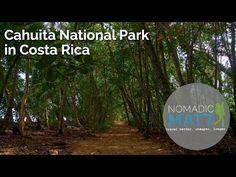 Costa Rica's Cahuita National Park