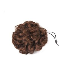 Sexy Natural Hair Chignon Synthetic Black Light Brown Dark Brown Hair Fast Bun Coque Cabelo Heat Resistant Hairpiece Hair Pad