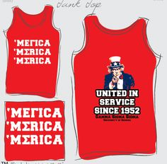 """Except, maybe the """"'MERICA's"""" should be outlined in black... Or just the Greek letters?"""