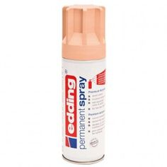 edding 5200 Permanent Spray powdery peach 200ml - idee. Online-Shop