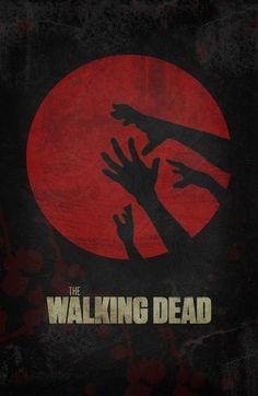 La série originale d'AMC Walking Dead