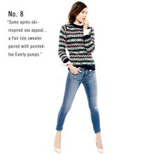 to say i am obsessed with fair isle sweaters and prints would be a huge understatement - J.Crew
