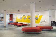 Moma main lobby 'unity' seating facing entrance-600-xxx