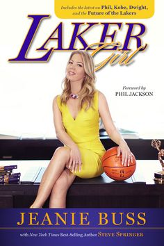 The never-before-told story of the Buss family and of one woman's rise to the top in a man's world, Laker Girl is an unprecedented glimpse into the glamorous world of the Los Angeles Lakers. It is also a behind-the-scenes journal of the 2009–10 Lakers season, a year in which the franchise captured its 16th world championship. By the time Jeanie was 19, she was already a high-ranking executive with World Team Tennis. Today, she is the Lakers' executive vice president of business operations…