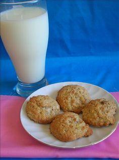 Heavenly Banana Oatmeal Chocolate Chip Cookies Recipe - Food.com - 170036
