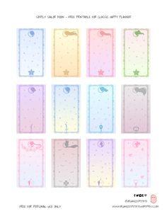 Simply Sailor Moon - Free Printable for Classic Happy Planner by OrganizedPotato | #plannerprintables #freeprintables #organizedpotato #sailormoon #happyplanner #plannerideas #bujo #bujoideas #bulletjournal #bishoujosenshi #freeplannerprintable #erincondren #DIY #ontheblog #girlboss