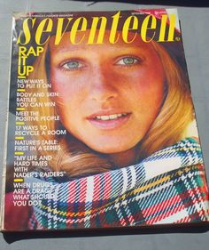 Vintage Seventeen September 1971 Magazine by SecretAttic on Etsy