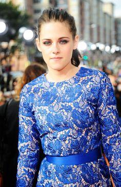 Kristen Stewart Ponytail