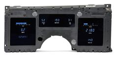 DAKOTA DIGITAL DASH 84 85 86 87 88 89 CHEVY CORVETTE GAUGE CLUSTER VFD3-84C-VETTE - Phoenix Tuning