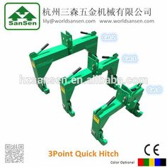 Ce Certification Tractor Driven 3point Box Scraper Land Leveller Agriculture Cultivator