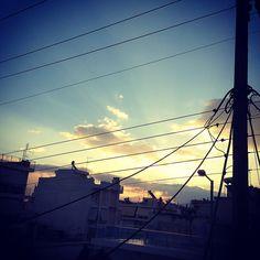 #sunrise #city #light #sky #iPhone | Flickr - Photo Sharing!