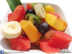 Macedonia di frutta fresca #casinadelbosco #dessert #dolci  Seguici: www.facebook.com/casinadelbosco