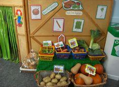 Farm Shop Classroom Role-Play Area Photo - SparkleBox