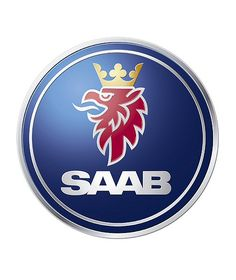 the Saab logo...to be continued?