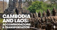 Cambodia travel tips for accommodation and transportation. Travel Laos and Cambodia with inside tips on places to stay and how to get there; from experts!