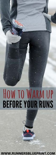 As a runner, if you are serious about performing your best and preventing injury, then you need to start doing both general and specific warm-up exercises before your runs, especially before hard workouts and races.