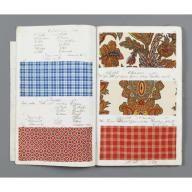Printer's sample book  Object Name: Printer's sample book  1871