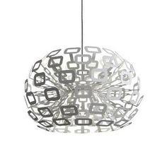NOVA Redo - závesné LED osvetlenie - ø 610mm - biele