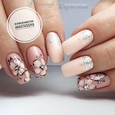 How to easily remove the semi-permanent nail polish? - My Nails Cute Acrylic Nails, Cute Nails, Pretty Nails, Fall Nail Art Designs, Gel Nail Designs, Pink Nails, My Nails, Nagel Stamping, Nagel Bling