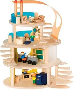 Amazon.com: Woody Click Holiday Home: Toys & Games