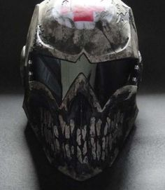 Paintball Mask Tell us what your after for a paintball mask at Outpost43 !