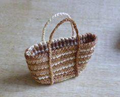 crochet mini