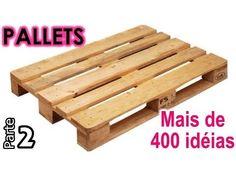 Mais de 400 idéias do uso de PALLETS - Parte 1   Maio #17 - YouTube