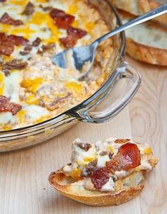 13 tasty bacon recipes and lots of bacon fun!