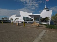 Discovery Park of America, a new museum and educational venue. #Discover #Museum
