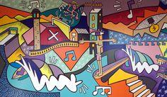 Nils INNE -  Fresque 1/4 | par Thethe35400