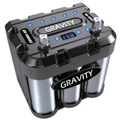 Gravity 1000 Amp Car Battery Capacitor Gr-1000Bc 1000 AMPDIGITAL BLUE VOLTAGE DISPLAYCRHOME PLATED BATTERY POSTSBLACK CHROME CASEBLUE LIGHTING LED 1000 AMP CAR BATTERY CAPACITOR BY GRAVITY! More In…