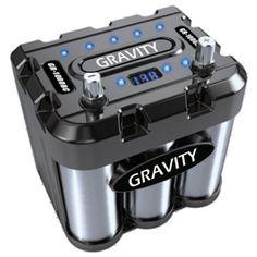 Gravity 1000 Amp Car Battery Capacitor Gr-1000Bc