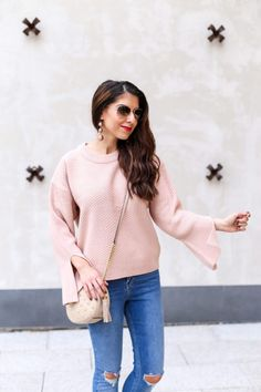 Nude Sweater for Any