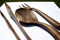 Spoon Rest, Grilling, Dishes, Wood, Tableware, Kitchen, Dinnerware, Cooking, Woodwind Instrument