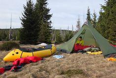 camping/packrafting