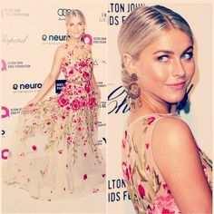 The Joy of Going Glam - Julianne Hough