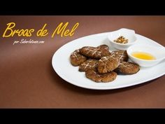 ▶ Receita de Broas de Mel - YouTube