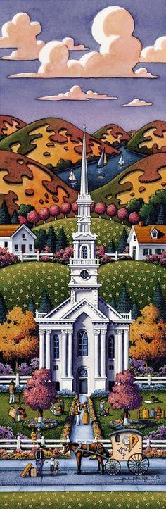 Eric Dowdle | New England Spring