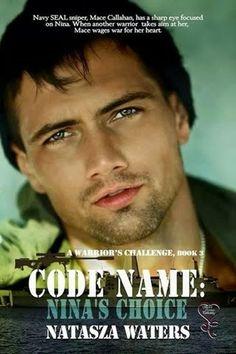 Cheekypee reads and reviews: Code Name: Nina's Choice book promo