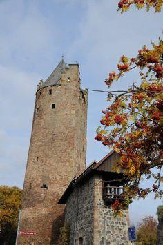 Am Grauen Turm in Fritzlar