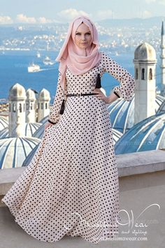 Muslimah Fashion and Function Awrat - Hijab Dress Abaya Fashion, Modest Fashion, Fashion Dresses, Mode Abaya, Mode Hijab, Muslim Dress, Hijab Dress, Modest Dresses, Modest Outfits