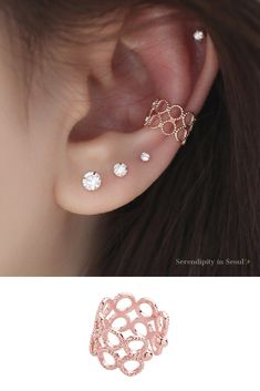 No piercing required ear cuff earrings! Bubble ear cuff, perfect for stacking with our other delicate ear studs and hoops! No piercing required. Bar Stud Earrings, Crystal Earrings, Heart Earrings, Silver Earrings, Diamond Earrings, Amber Earrings, Pandora Earrings, Small Earrings, Emerald Diamond