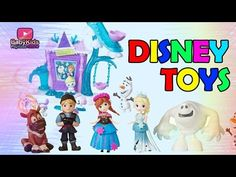Just in: Disney little kingdom toys unboxing collection baby girl princesses frozen box  https://youtube.com/watch?v=sRq6u5ipyHs