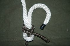 The Double Becket Bend is One of The Most Important Knots You Can Learn. The…
