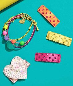JEWELRY, BARRETTES, TUTUS & MORE FOR GIRLS  http://fashionndesign.com/category/children