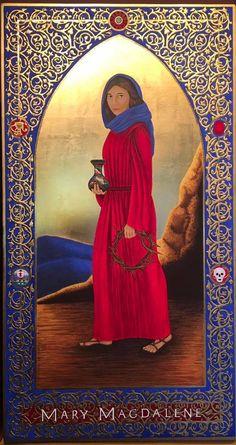 Jodi Simmons's Mary Magdalene