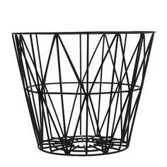 Ferm Living Wire Basket   LOODS 5
