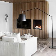 Tolomeo Mega Black Floor Lamp by Artemide at Lumens.com